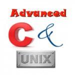 Advanced C & UNIX - Course